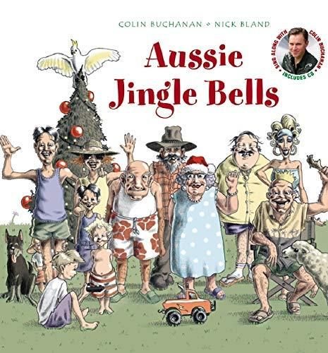 Aussie Jingle Bells: C. Buchanan/Nich Bland (engl.) 28 S. with CD